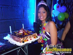 Laura's Bday @ 87.7 Pub Radio [14/10/09]