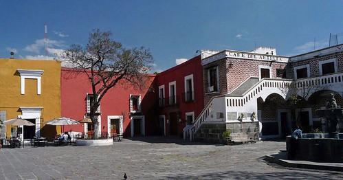 H08 Puebla church
