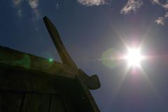 Sun Above