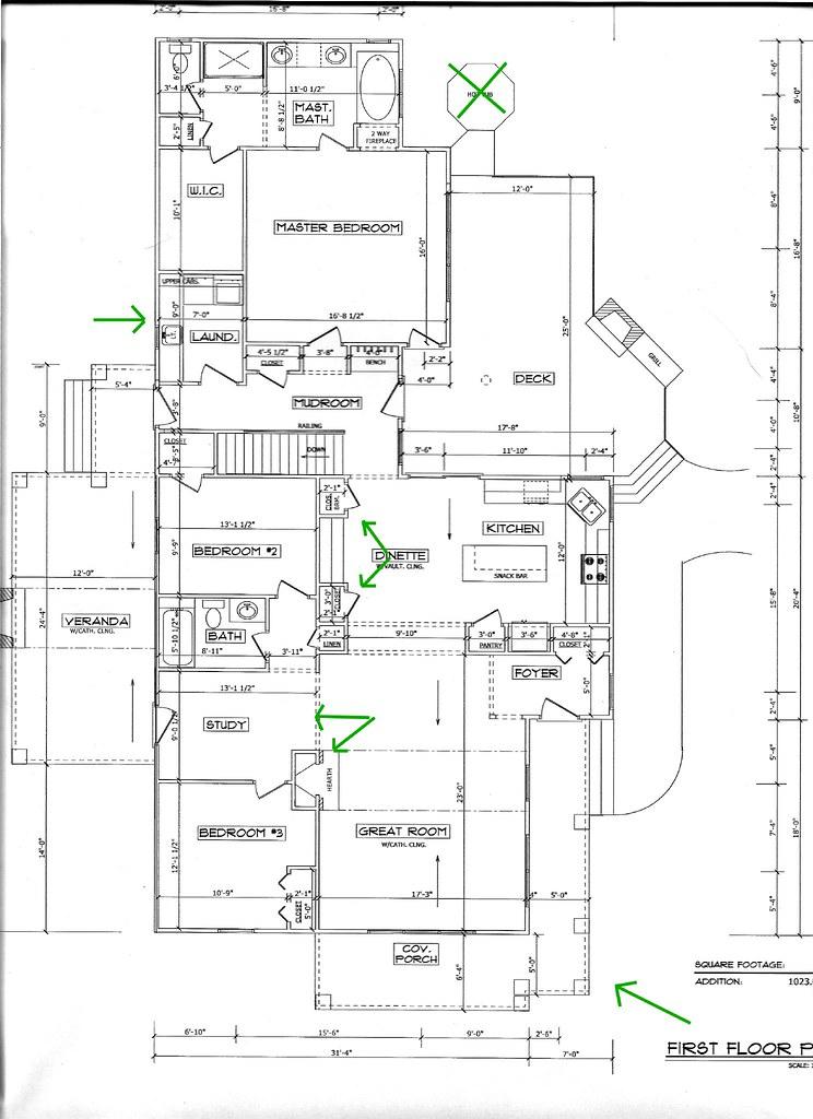 Diy addition step 1 house plans diydiva for Room addition floor plans