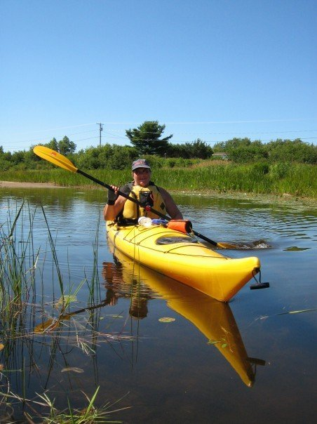 Kayak vs canoe is a canoe better nb paddlers message board for Canoe vs kayak fishing