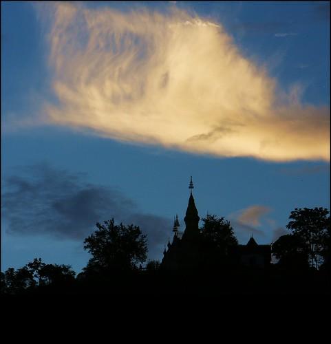 "silhouette clouds nuvole cisco laos luangprabang photographia ""photographia"""