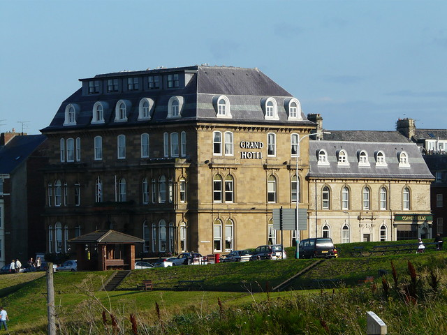 Grand Hotel Tynemouth Christmas Day Lunch