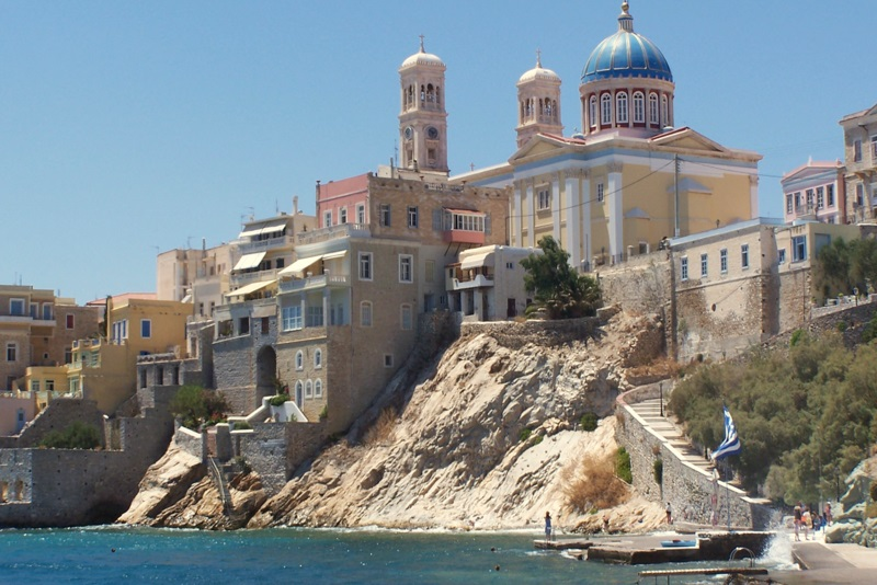 Syros Island - Greece - 2009