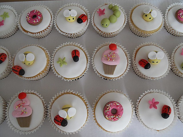 Nursery cakes by Cotton and Crumbs