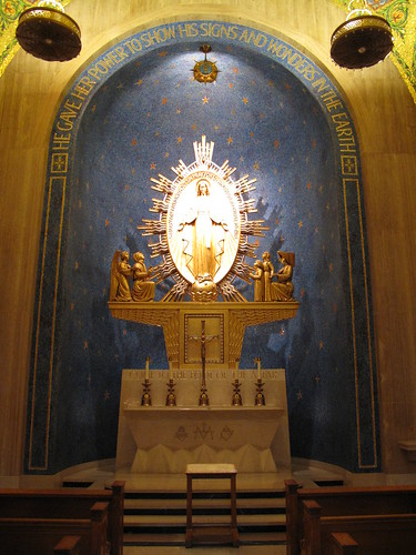 Our Lady of The Miraculous Medal Chapel