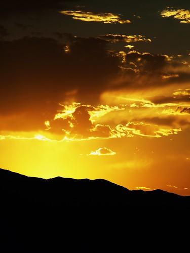 las vegas sunset red sky mountains clouds gold flickr sunsetsunrise flickrestrellas pregamewinner
