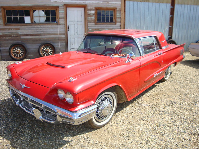 1960 ford thunderbird hardtop flickr photo sharing. Cars Review. Best American Auto & Cars Review