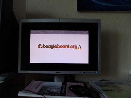 Beagleboard resolution