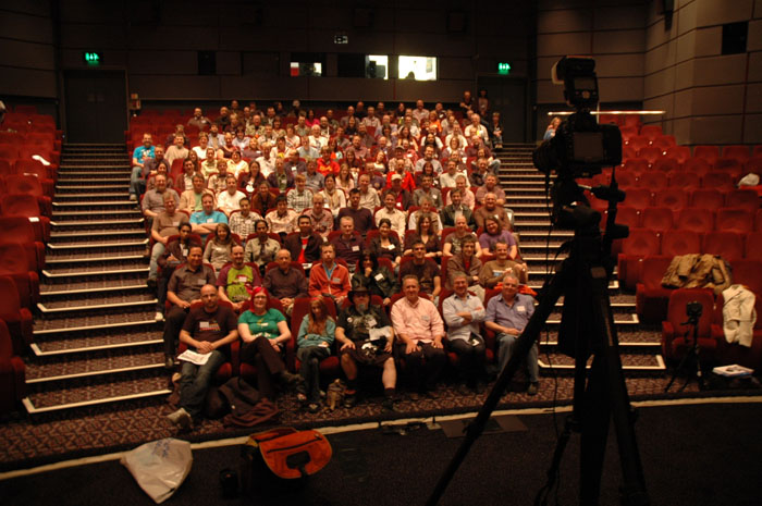 Everybody from Bradford Photocamp 2009