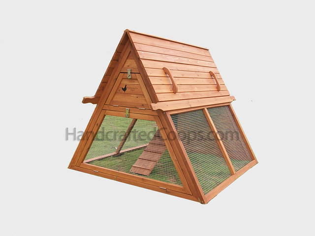 Chicken coop the portable chicken coop by for Portable coop
