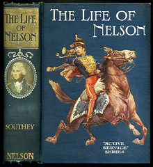 The Life of Nelson by Southey c.1910