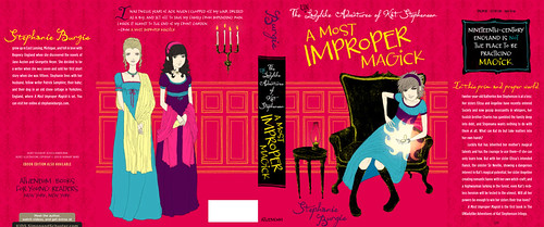 The Full Jacket for A Most Improper Magick
