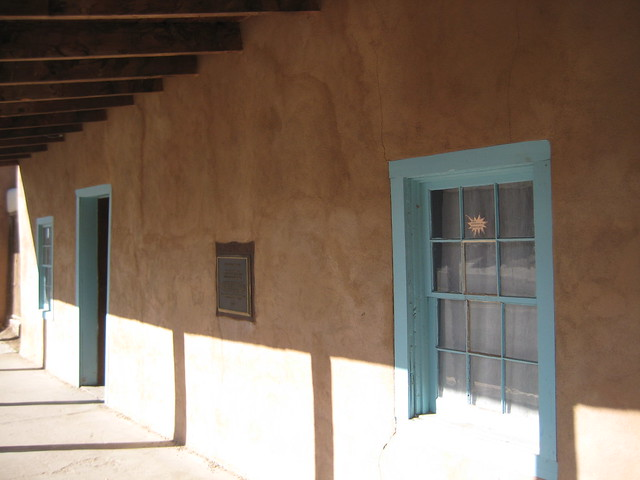 Kit Carson Home And Museum Taos New Mexico Flickr