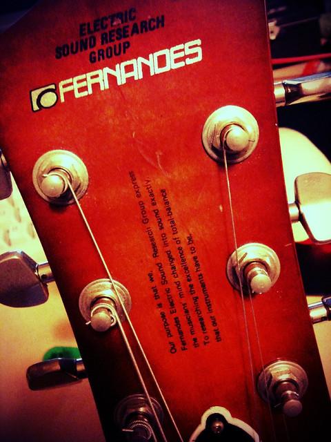 Photo:FERNANDES FLG-70VX By yoppy