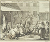 Kosher butchering and preparation of food, 1724, from Juedisches Ceremoniel by Center for Jewish History, NYC