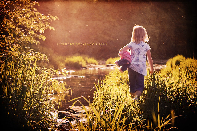 Summer memories - Beautiful Portraits of Kids