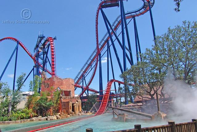 Amazing Ride At Busch Gardens 3 Flickr Photo Sharing