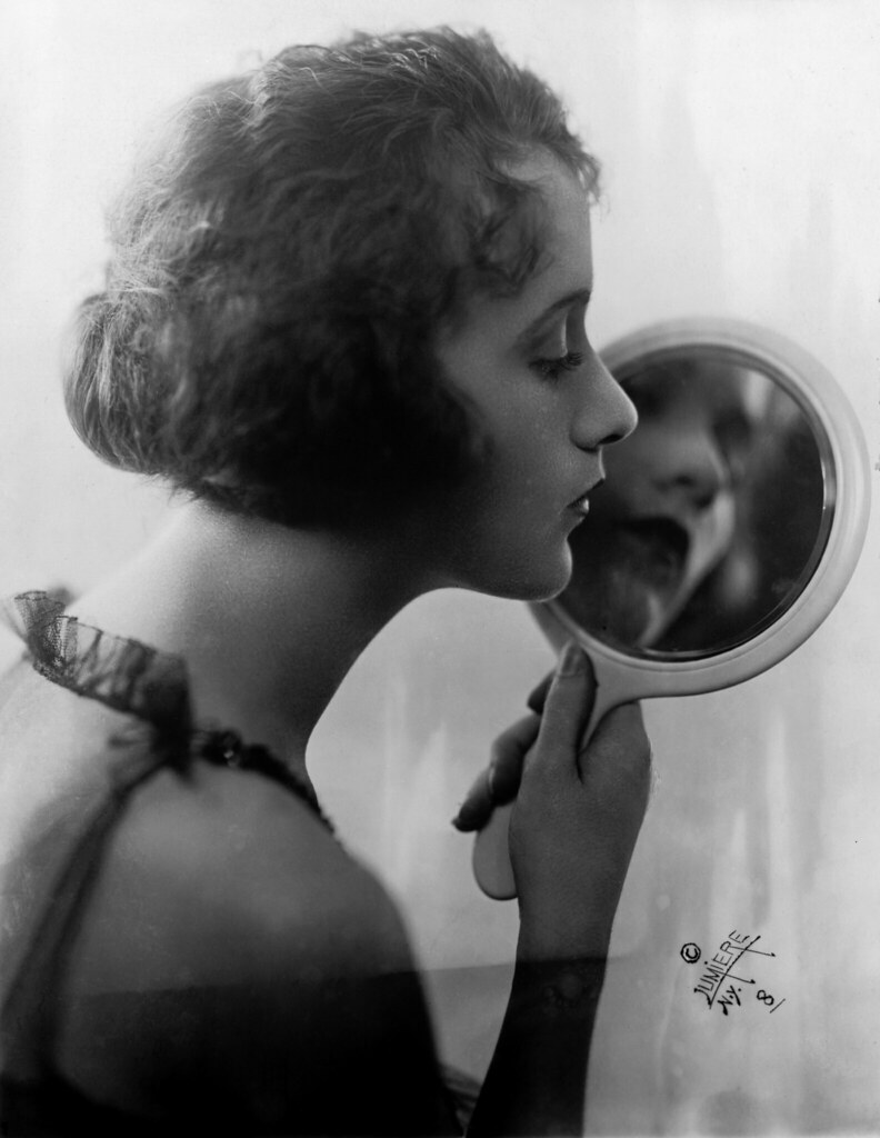 Constance Talmadge by Lumiere, 1921