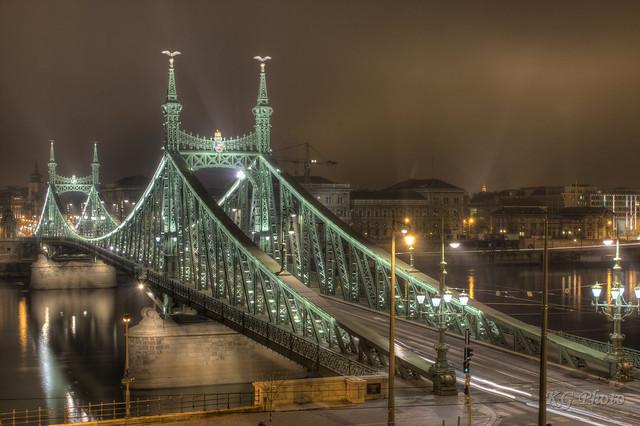 Szabadság híd / Liberty bridge - Budapest ( Hungary )