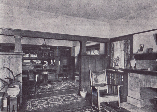 1900s living room   craftsman style flickr   photo sharing