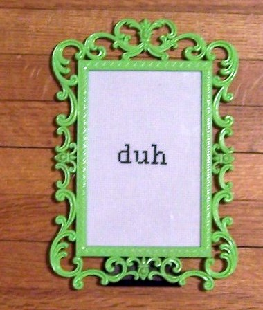 duh from Flickr via Wylio