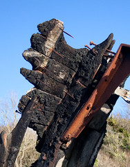 Wreckage, Hooe, Plymouth