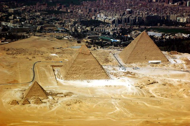 an analysis of one place in the world in the great pyramids of egypt Listed as one of the 7 wonders of the ancient world, the giza pyramids complex and necropolis in egypt is well and truly the face of an ancient civilization →.