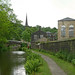 Small photo of Rochdale Canal at Walsden