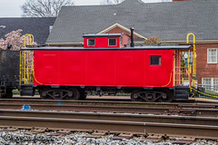 Southern Caboose | Collierville, Tennessee