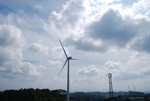wind energy generator