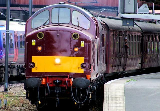 Class 37, 37516,