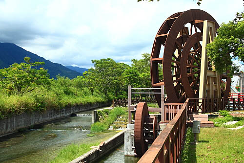 8U18關山親水公園