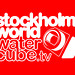 World Water Cube logos