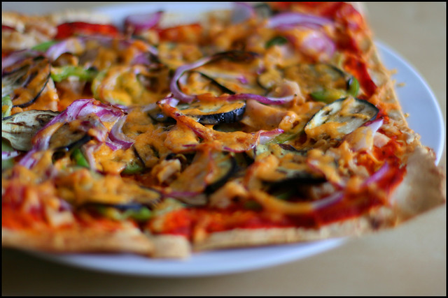 lavash bread pizza | Flickr - Photo Sharing!