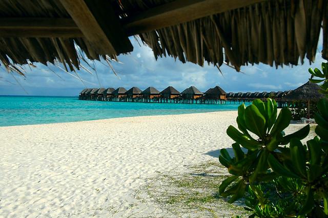 Beach and Water Villas at Vilu Reef Beach & Spa Resort