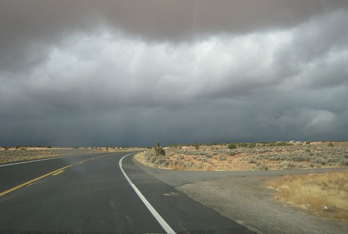 REZ, Clouds, Arizona, Southwest, Navajo, va… IMG_1057