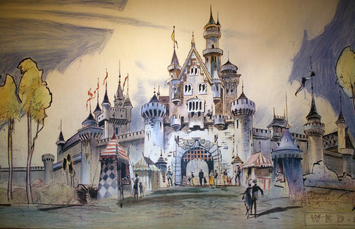Disneyland Art Flickr Photo Sharing
