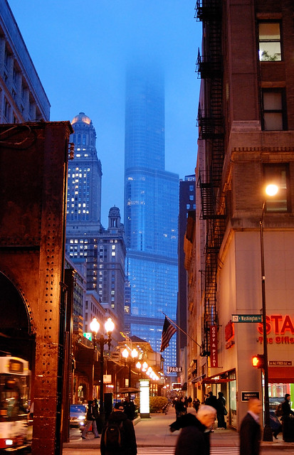 Wabash Ave., Chicago, 2009