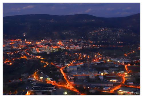longexposure light france night french landscape village nightshot artificial frankrijk fra rhonealpes rhônealpes alissas frenchvillagefrance deuxchasse