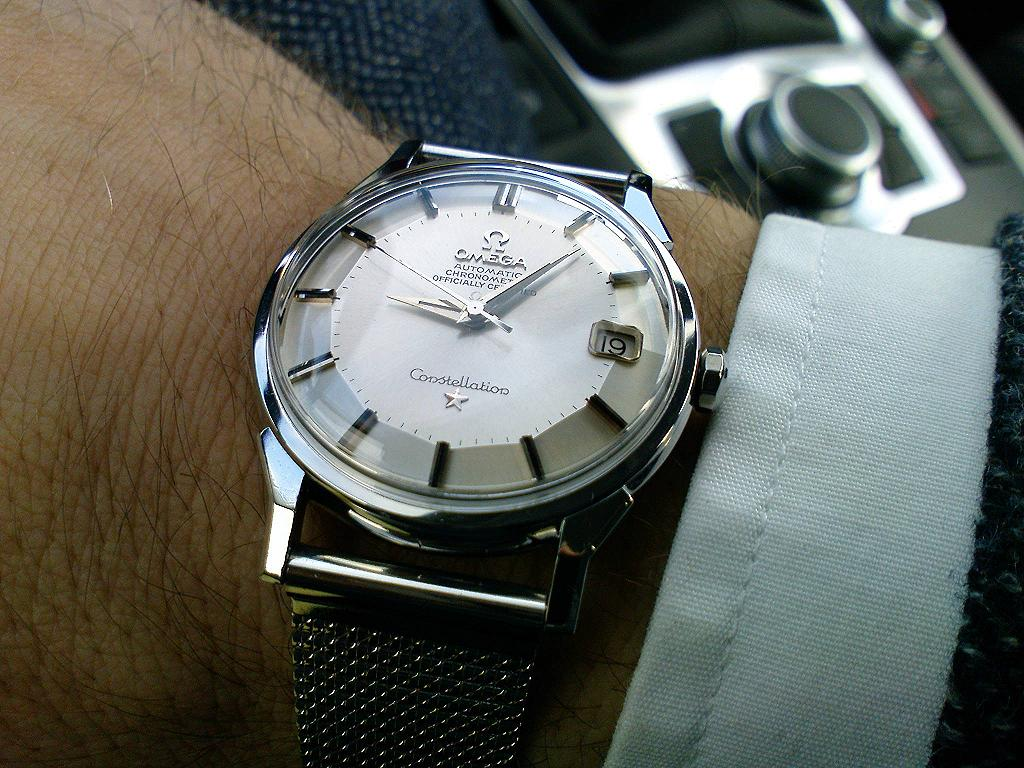 Omega Constellation 168.005, 1966