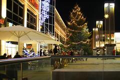 Neubrandenburg Weihnachten 2009 - Marktplatzcenter