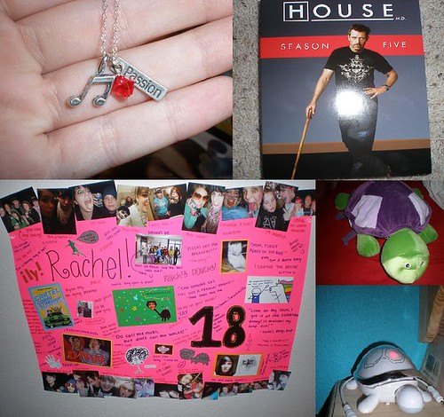 a few things i got for my birthday