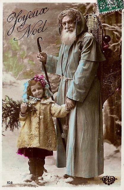 Vintage Postcards - Joyeux Noel - 02