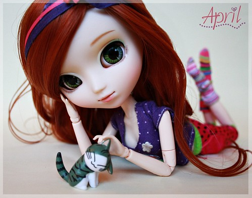 April - Pullip Xiao Fan