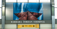 Banner at Austin Bergstrom International Airport