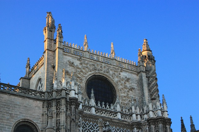 Cathedral, Sevilla, Spain, fotoeins.com