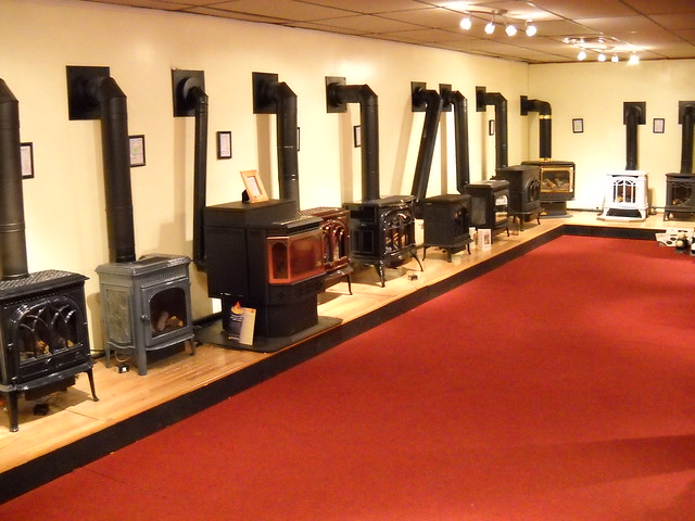 NON VENTED GAS FIREPLACES OR STOVES – Fireplaces