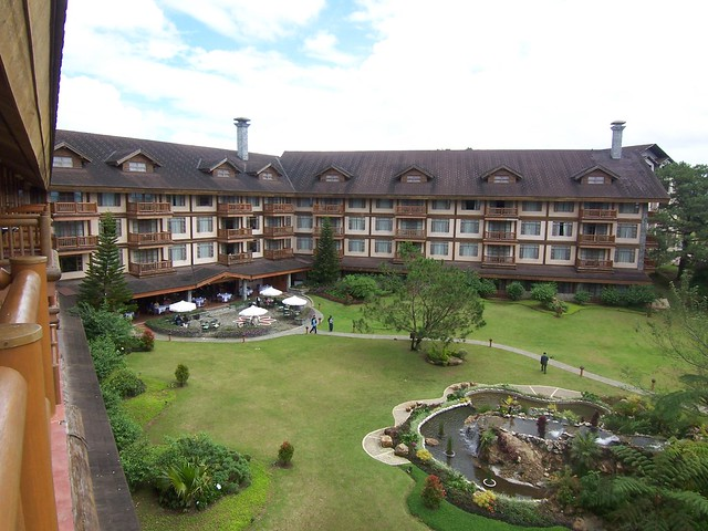 our view @ the manor @ camp john hay