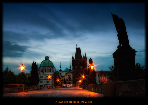 "Prague from the book ""Too Loud a Solitude (1977)"" by Bohumil Hrabal"
